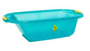 """Portable Bathtub Bpa Free Huge Plastic Tub Plastic Popcorn Tub 8 5"""" Square 3"""