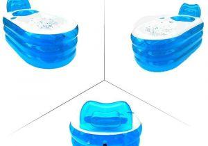 Portable Bathtub for Adults Uk Adult Portable Spa Warm Bathtub Inflatable Bath Tub Blow