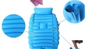 Portable Bathtub for Child Portable Bathtub 98x65x28cm Inflatable Bath Tub Child Tub