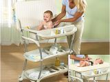 Portable Bathtub for Newborn Primo Euro Spa Baby Bath Tub and Changing Table Bed Bath