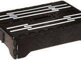 Portable Bathtub for Rv 4 Inch Folding Step Stool Low Rise Mobility Portable