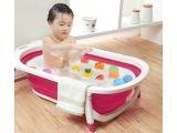 Portable Bathtub for toddlers Buy Foldable Baby Bath Tub Line
