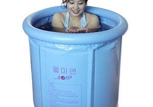 Portable Bathtub Kuwait Happy Life Portable Plastic Bathtub Blue Buy Line In