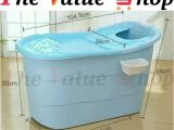 Portable Bathtub Review Spa Portable Bathtub for whole Family Tvssbt3 Medium