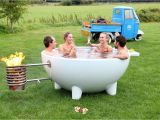 Portable Bathtub Spas the Latest Avatar Of the Wood Burning Dutch Outdoor Tub is