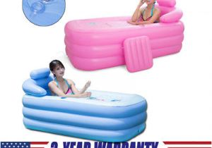 Portable Blow Up Bathtub Adult Pvc Folding Portable Spa Warm Bathtub Blow Up Kit