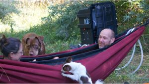 Portable Camping Bathtub Hammock Our Hydro Hammock Review – is This Hot Tub Water Hammock
