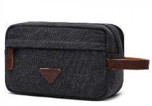 Portable Canvas Bathtub Portable Man Travel Wash Bag Canvas Cosmetic Bags Men S