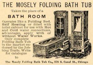 Portable Canvas Bathtub the History Of the Bathtub Old House Restoration