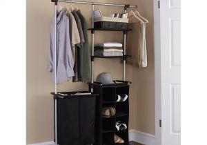 Portable Clothing Rack Walmart Ideas organizer Bins Walmart Clothes Rack Closet Storage as Well