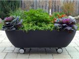 Portable Mobile Bathtub Creative Ideas to Recycle Old Bathtubs