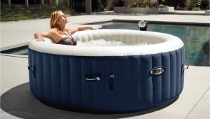 Portable Tin Bathtub Intex Pure Spa 4 Person Inflatable Portable Heated Bubble