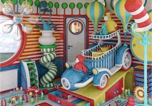 Pottery Barn Dr Seuss Rug Nursery Rooms Inspired By Children S Books Popsugar
