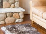 Pottery Barn Rugs Australia Single Pelt Australian Sheepskin Rug Decorating