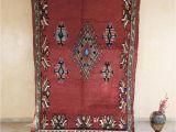Pottery Barn Rugs Ebay Moroccan Vintage Rug Handmade All Wool Carpet 8 5×5 9 Beni Ourain