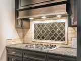 Premier Decor Tile Backsplash Arabesque Design Kitchen Backsplash Tile Artisan Arabesque Verde