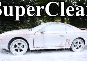 Professional Interior Car Cleaning Near Me How to Super Clean Your Car Best Clean Possible Youtube