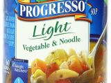 Progresso Light Chicken Noodle soup Amazon Com Progresso Light soup Vegetable and Noodle 18 5 Ounce