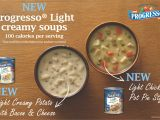 Progresso Light Chicken Noodle soup Giveaway Progressoa Light Creamy soups Katies Cucina