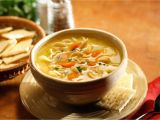 Progresso Light Chicken Noodle soup Heartburn Friendly Chicken Noodle soup Recipe