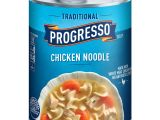 Progresso Light Chicken Noodle soup Progresso soup Traditional Chicken Noodle soup 19 Oz Can