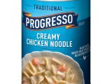 Progresso Light Chicken Noodle soup Progresso Traditional Creamy Chicken Noodle soup 18 5 Oz Can