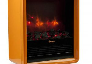 Propane Fireplace Repair Dartmouth Amazon Com Crane Usa Mini Fireplace Heater orange Home Kitchen
