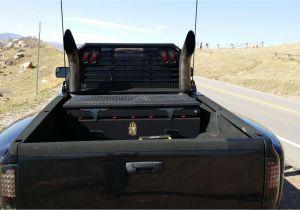 Protech Headache Rack Black Ram 5500 One Monstrous Build Diesel Tech Magazine