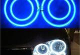 Purple Halo Lights Excellent Illumination Ccfl Angel Eyes Kit for Hyundai sonata 2002
