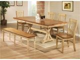 Quails Run Furniture Winners Only Quails Run 84 In Trestle Dining Table with 18 In
