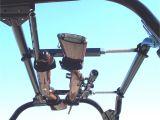 Quick Draw Gun Rack for Utv Quickdraw Overhead Gun Racks Great Day Inc