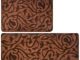 Qvc Don aslett Rugs Don aslett S Choice Of tonal Pattern Microfiber Indoor Mats Qvc Com