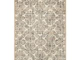 Qvc Large area Rugs Inspire Me Home Decor 5 X7 Vintage Damask area Rug Page 1 Qvc Com