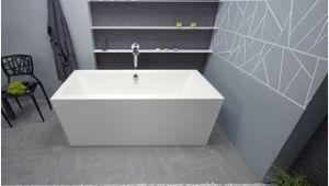 Rachel 70'' Acrylic Freestanding Bathtub Eviva Rachel Acrylic Free Standing 60 Inch Bathtub