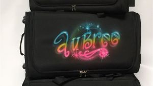 Rack N Roll Dance Bag Airbrushed Large Dance Bags Airbrushed Rolling Competition Bags Rac