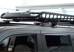 Rage Stingray Roof Rack Rola Roof Basket Youtube