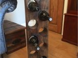 Railroad Tie Bench Railway Sleeper Wine Rack I Made Hand Crafted Wooden Items and