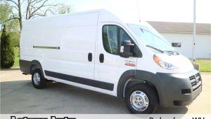 Ram Promaster Interior Cargo Dimensions New 2018 Ram Promaster Cargo Van Full Size Cargo Van In Parkersburg