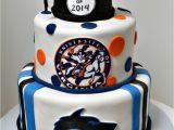 Razorback Cake Decorations Plano West Graduation Cake Graduation Cakes by Batter Up Cake Shop