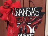 Razorback Decorating Ideas Details About Arkansas Razorback Hanging New Signed Licensed