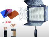 Reading Light App Yongnuo Yn300 Iii Yn 300 Lil 5500k Cri95 Pro Led Video Light with