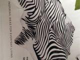 Real Zebra Fur Rug Jysk Zebra Rug Walls and More Pinterest Walls