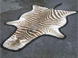 Real Zebra Rug Price Taxidermy Zebra Skin Rug Full Hide Mounted On Black Felt