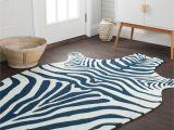 Real Zebra Skin Rug Uk Alexander Home Indoor Outdoor Hand Hooked Savannah Zebra Rug 3 6 X