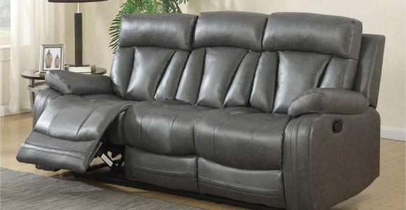 Reclining sofa Gray Full Reclining sofa Fresh sofa Design