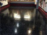 Red Metallic Epoxy Floor Garage Floor Epoxy Kits Epoxy Flooring Coating and Paint Armorgarage