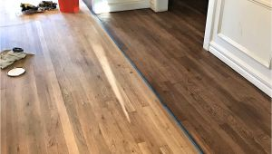 Red Oak Wood Floors Stained Gray Adventures In Staining My Red Oak Hardwood Floors Products Process