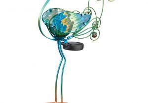 Regal Art And Gift Garden Decor Look At This Zulilyfind Solar Peacock Garden  Stake By Regal