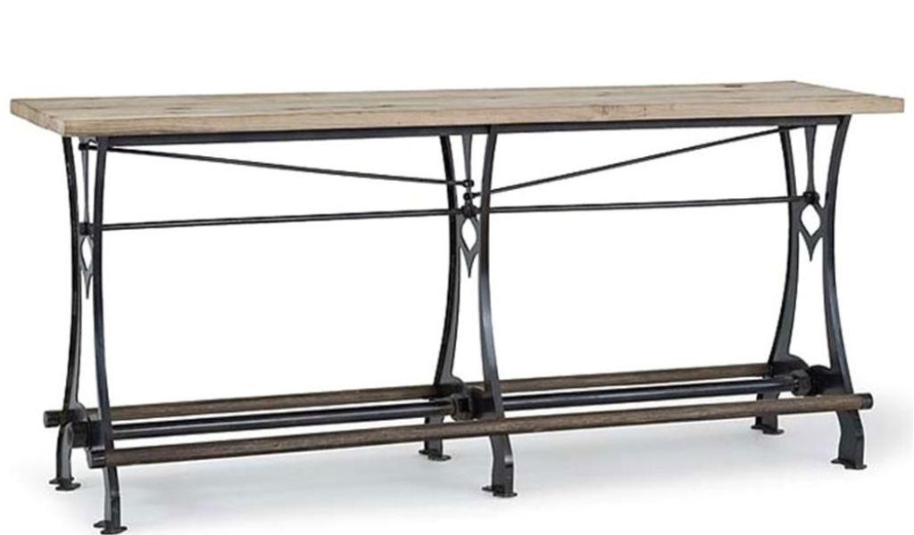 Regina Andrew Furniture Stand Up Bar Table Designer