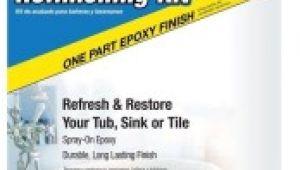 Reglaze Bathtub Yourself Tub Reglazing Do It Yourself Diy total Bathtub